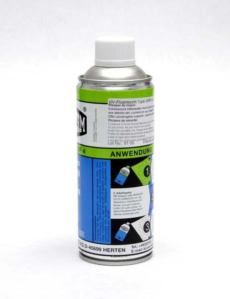 Flacon de 400 ml de spray pénétrant fluorescent