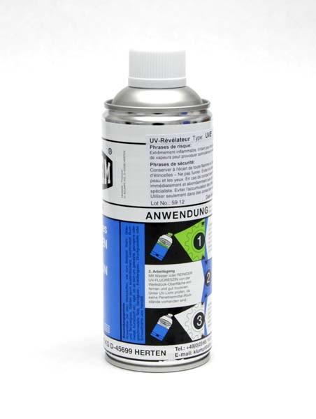 Flacon de 400 ml de spray révélateur fluorescent