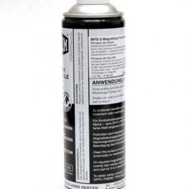 Flacon de 500 ml d'aérosol de poudre magnétique