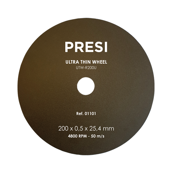 meule-resinoide-utw-200mm-presi